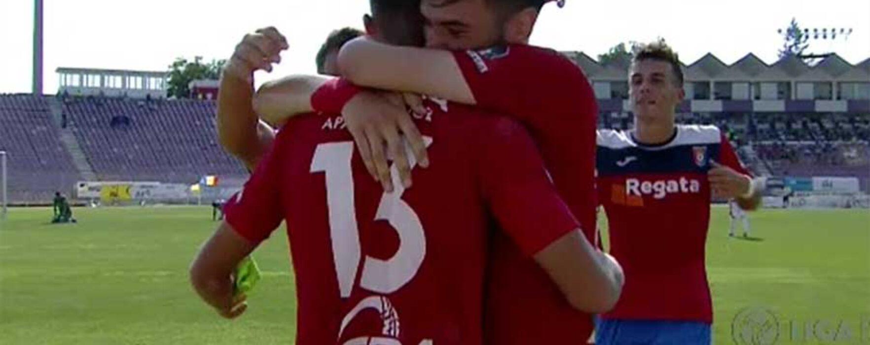 Fotbal – Liga a II-a: Chindia Târgovişte – Universitatea Cluj 2-1 (video)