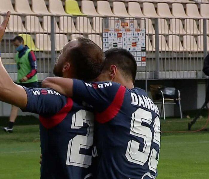 Fotbal – Liga I: Chindia Târgovişte – FC Viitorul 2-1, în play-out