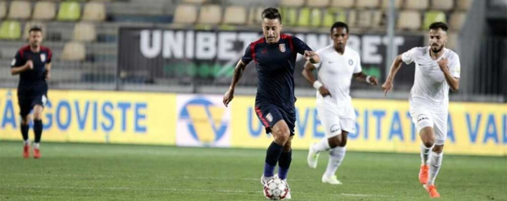 Fotbal – Liga I: Chindia Târgovişte – FC Viitorul 0-1