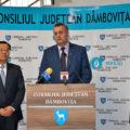 Dâmboviţa: Vizită a unei delegaţii chineze din Guangxi Zhuang  la consiliul judeţean