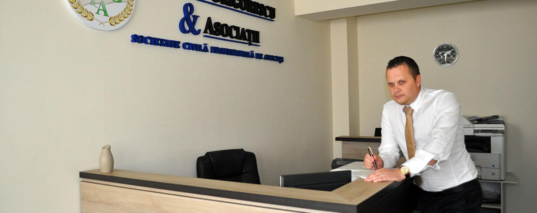 Gabriel Cioacă s-a întors în avocatură