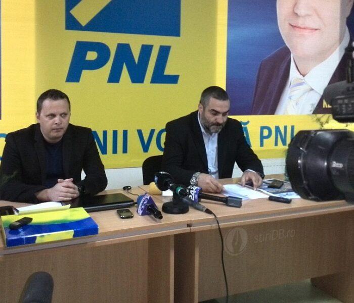 Mihail Volintiru (PNL Dâmboviţa): Sunt consilieri locali liberali slugi ale PSD (audio)