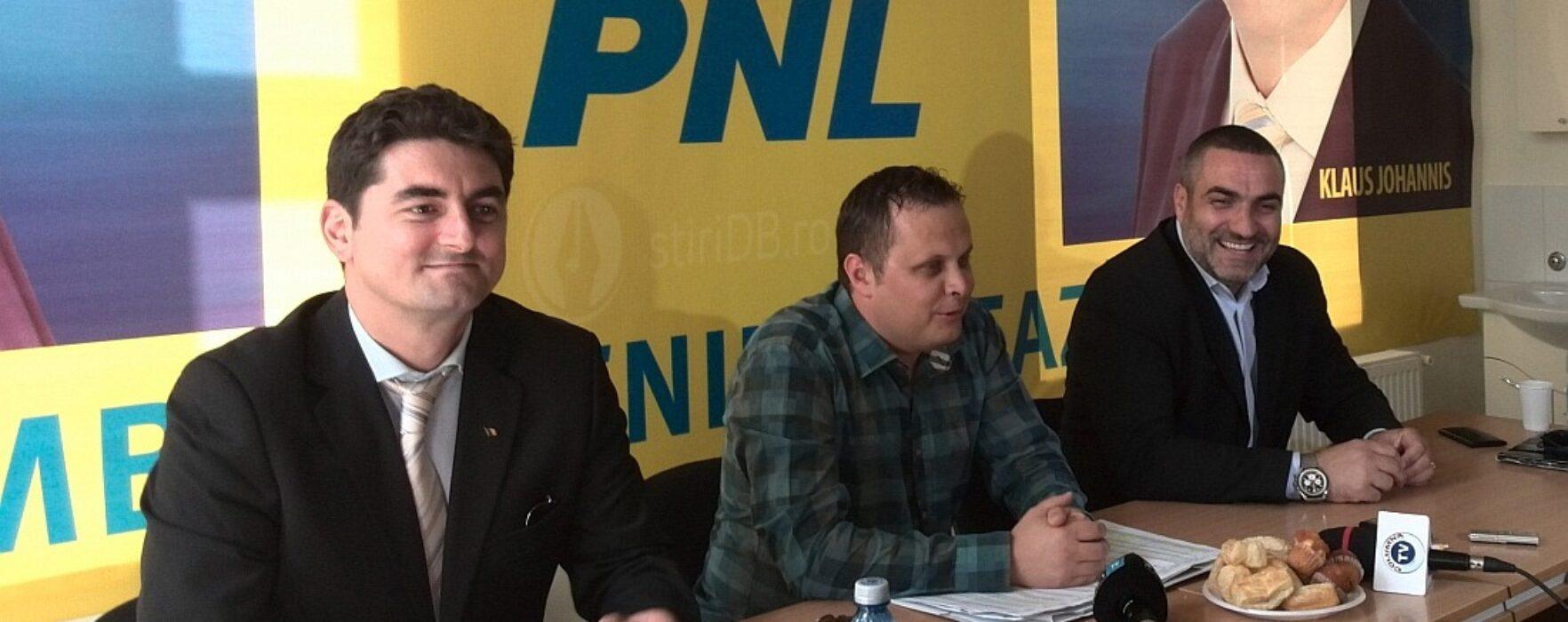 Mihail Volintiru vrea să fie preşedinte în Dâmboviţa al partidului creat prin fuziunea PNL-PDL (audio)