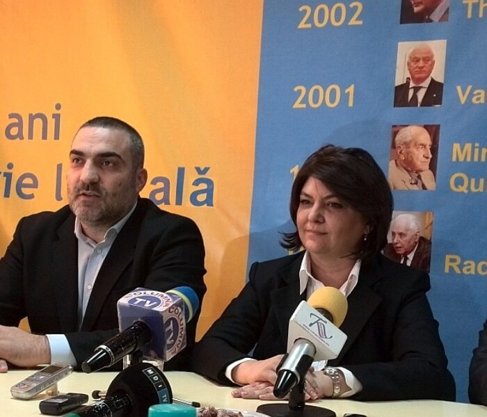 Adina Vălean (PNL): Nu cred că în 2014 se va mai crea o forţă politică nouă
