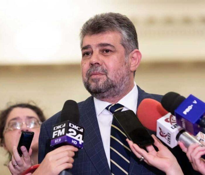 Ciolacu, înainte de conferinţa PSD Dâmboviţa: Au început schimbările în organizaţii