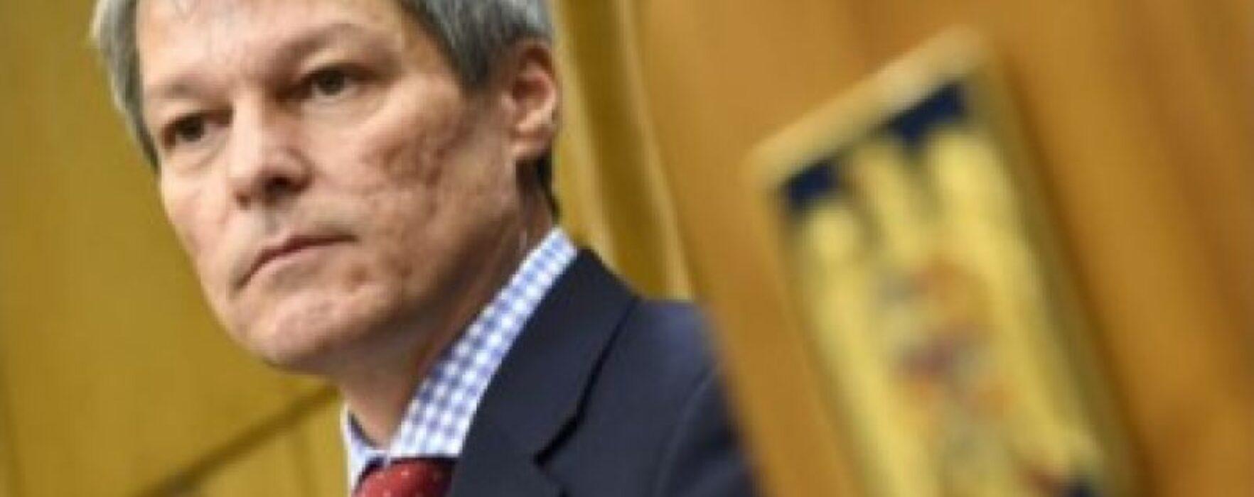 Premierul Cioloş a fost, marţi, în judeţul Dâmboviţa