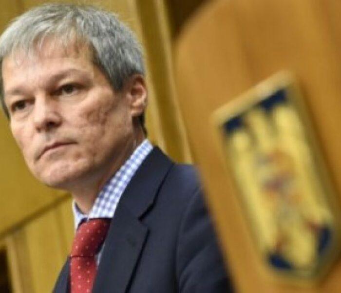 Premierul Dacian Cioloş va fi prezent, marţi, în Dâmboviţa