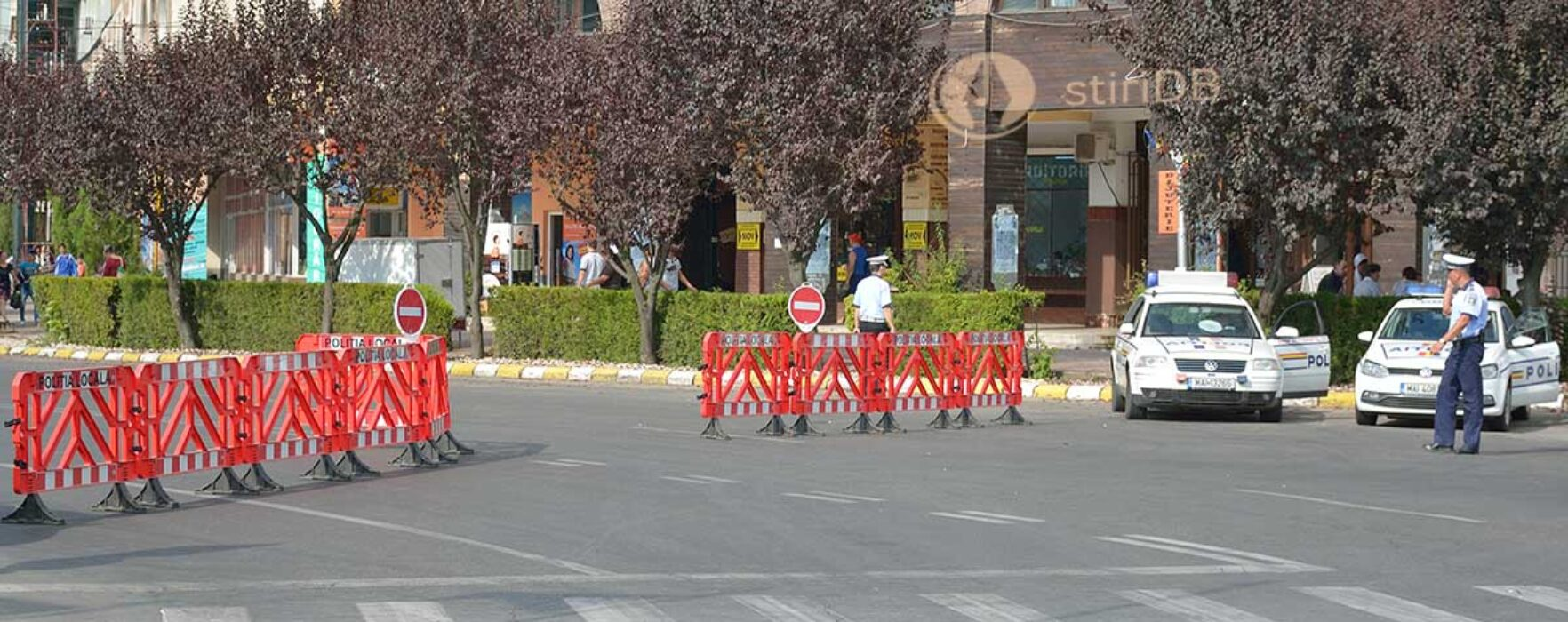 Manifestări Sf. Nifon, Târgovişte: Restricţii de circulaţie sâmbătă şi duminică
