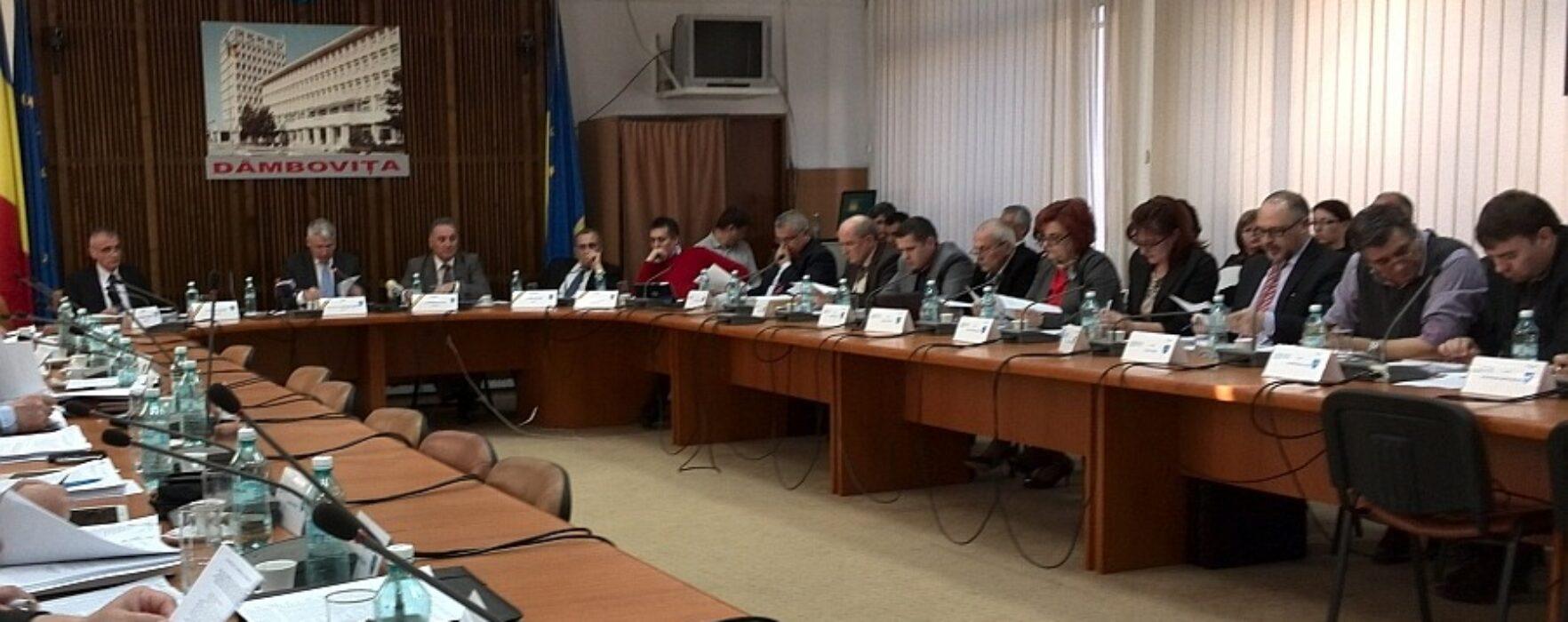 Dâmboviţa: Şapte consilieri judeţeni au renunţat la partidul din partea căruia au candidat