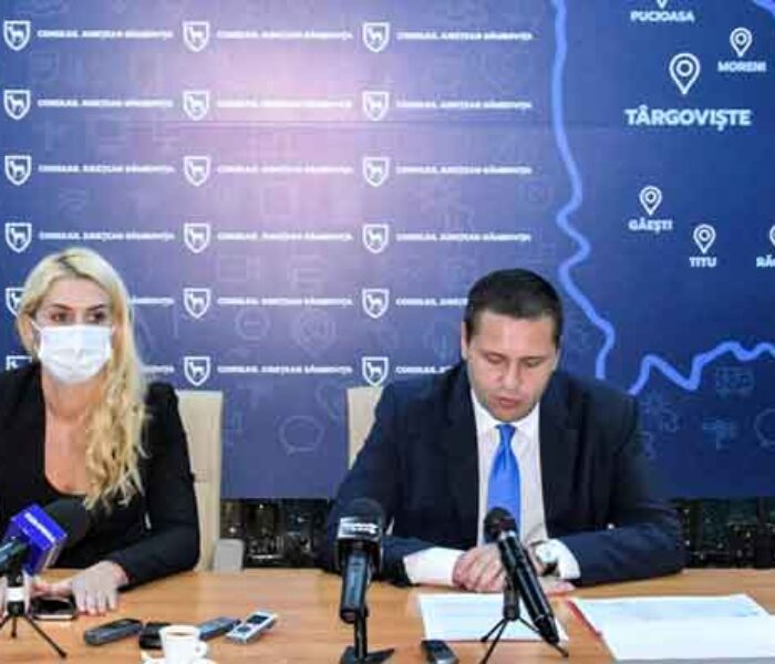 CJ Dâmboviţa a lansat Programul Județean de Dezvoltare Locală