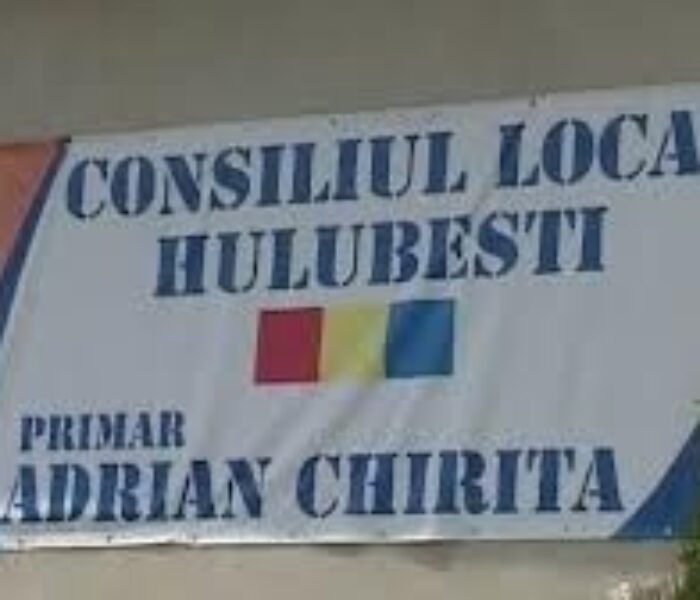 Consiliul Local Hulubeşti a fost dizolvat şi se vor organiza alegeri anticipate
