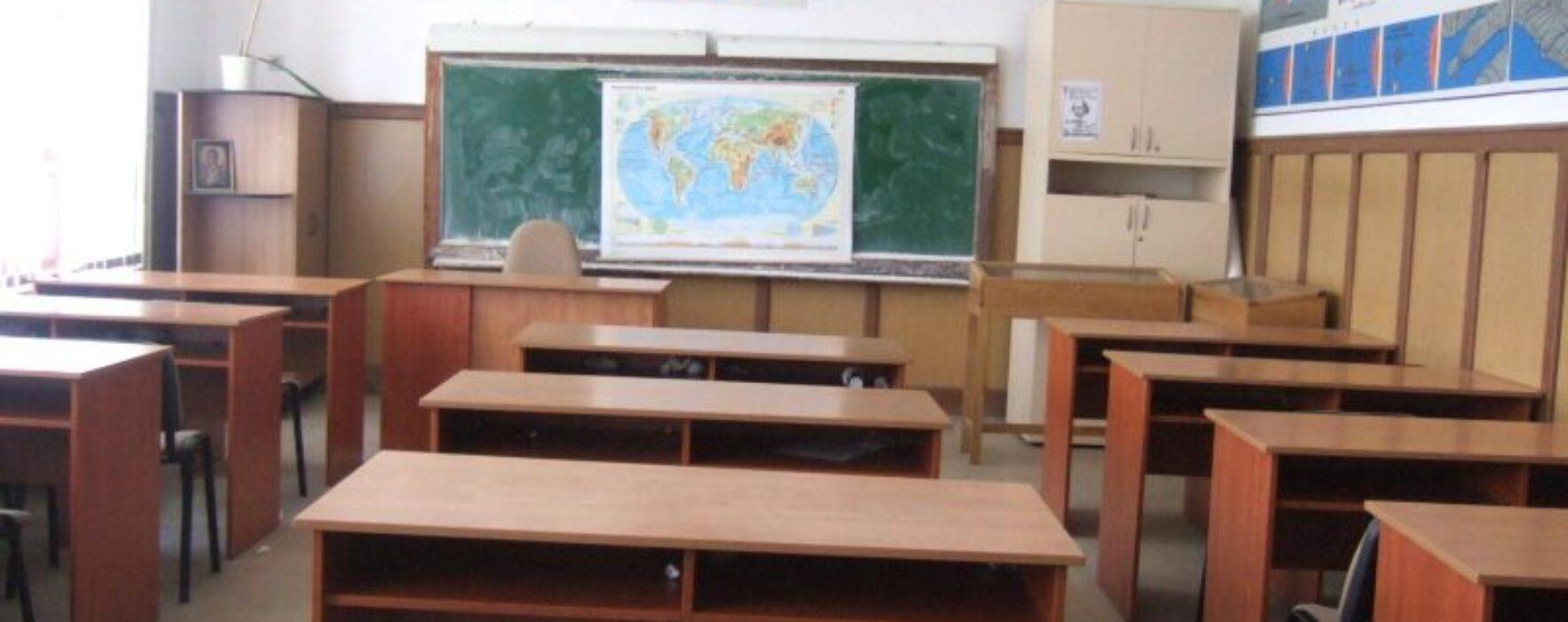 Alte două şcoli din Târgovişte au hotărât suspendarea orelor, din cauza frigului din clase