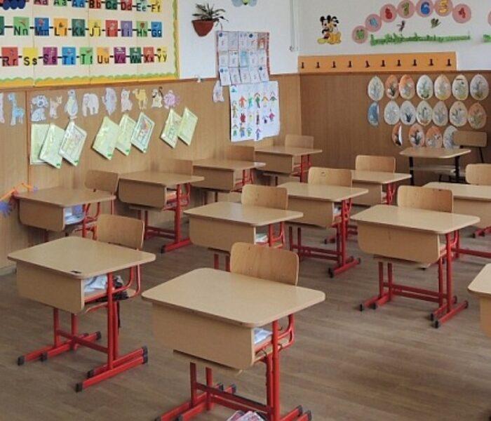 Şcolile din Dâmboviţa vor fi închise luni