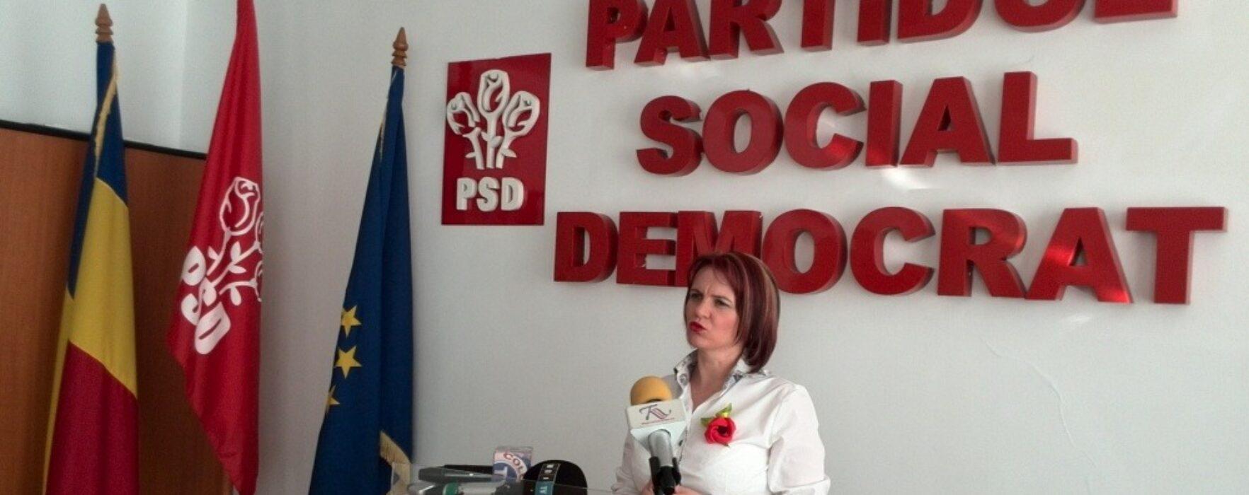 Claudia Gilia, pe locul 22 pe lista PSD-UNPR-PC la europarlamentare; vezi lista completă