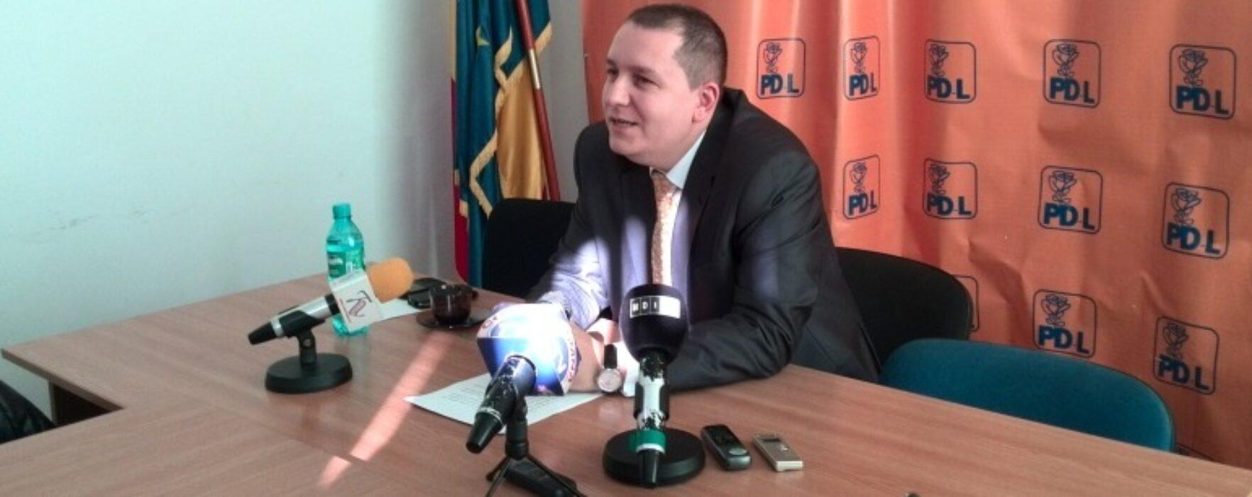 Claudiu Dumitrescu, pe locul 33 pe lista PDL la europarlamentare; vezi lista completă