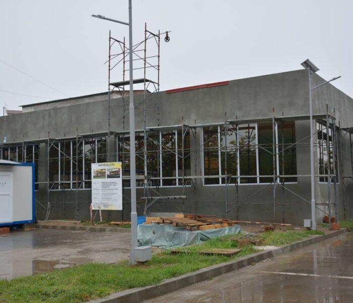 Luna viitoare va fi finalizat primul club al pensionarilor din Târgovişte, amenajat într-un fost punct termic