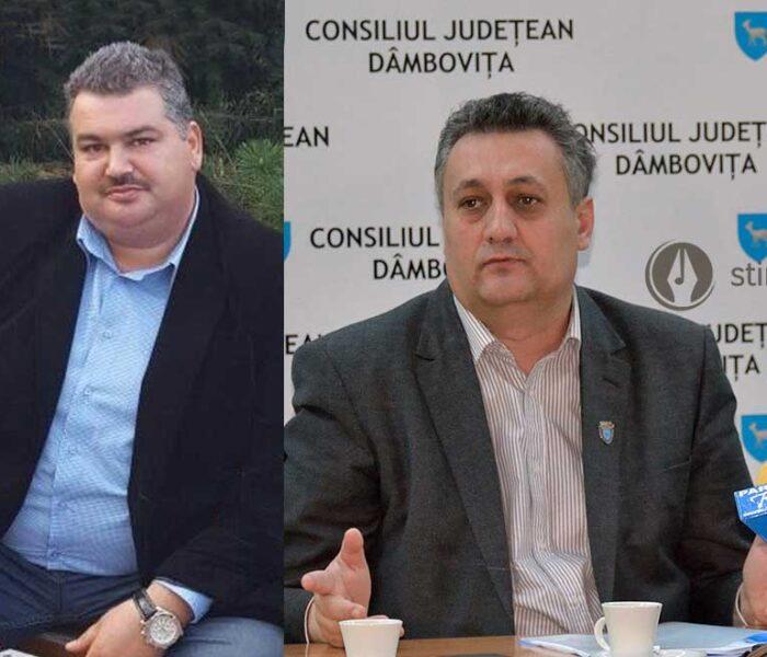 Alexandru Oprea (preşedinte CJ Dâmboviţa): E un consilier PSD în joc de glezne pentru a-mi prelua funcţia