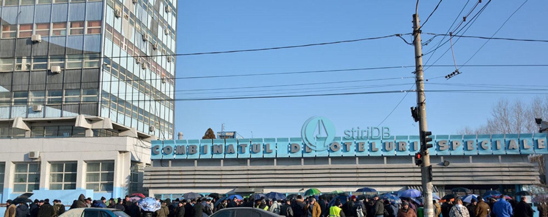 Cezar Preda (PNL): Combinatul de Oțeluri Speciale Târgoviște- șansa unui nou început