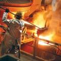 Incendiu la Combinatul de Oţeluri Speciale Târgovişte, provocat de metalul topit scurs dintr-un utilaj fisurat
