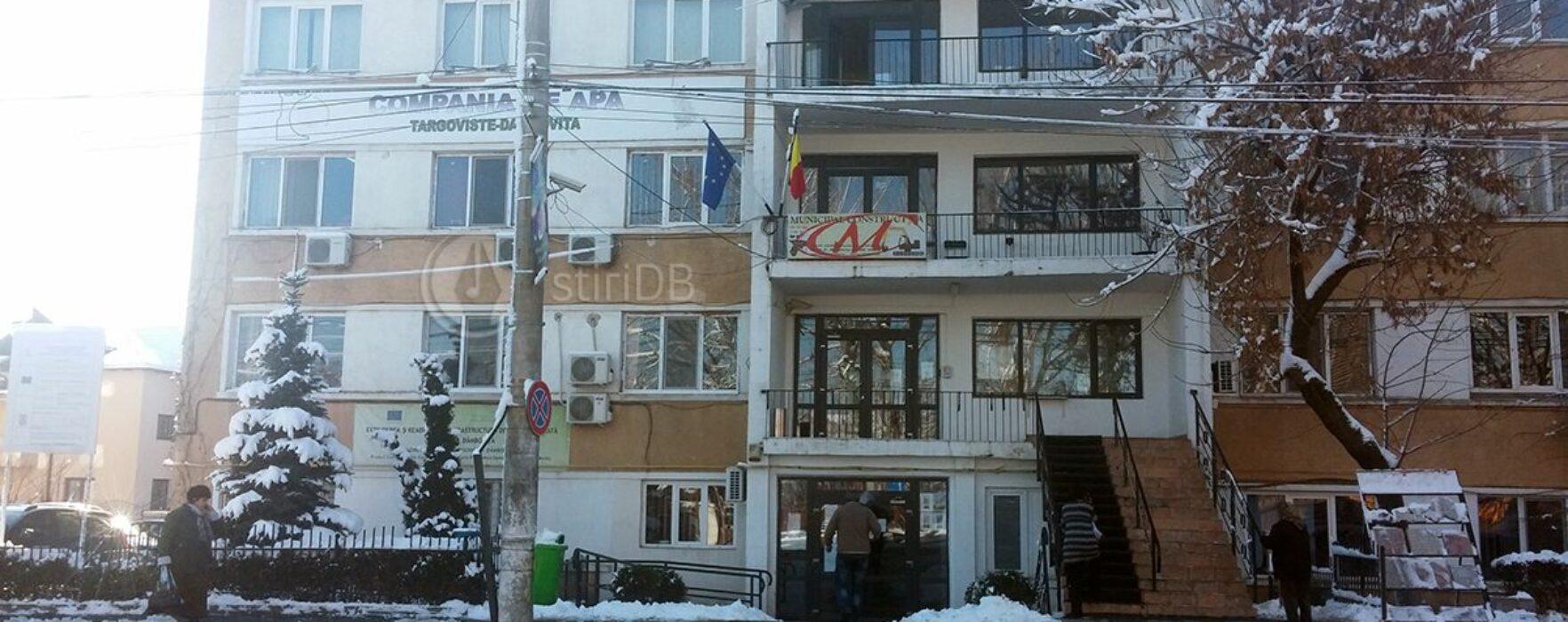 Compania de Apă Târgovişte Dâmboviţa contestă amenzile primite de la Garda de Mediu