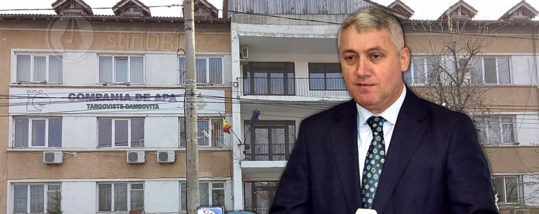 Adrian Ţuţuianu: Vor fi restructurări la Compania de Apă, se va reduce şi numărul directorilor (audio)