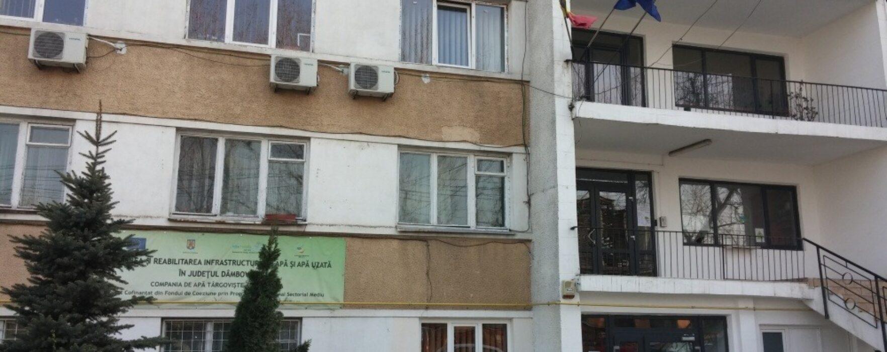 Trei dintre directorii Companiei de Apă Târgovişte s-au îmbolnăvit când li s-a cerut demisia