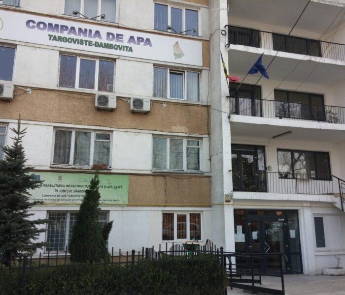 Mircea Constantin, propunerea ADI ca director al Companiei de Apă Dâmboviţa (audio)