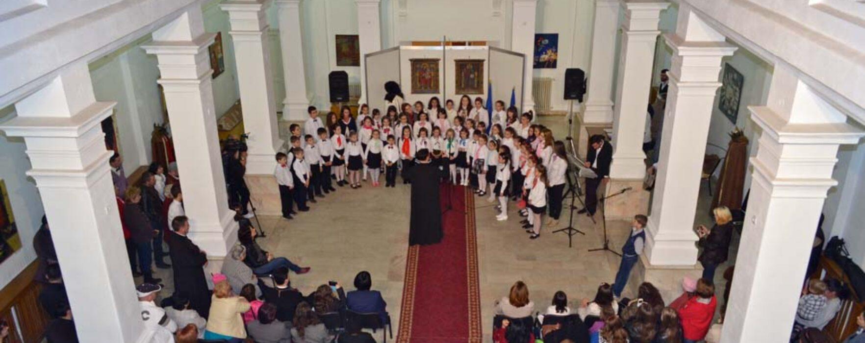 """Concert caritabil """"Cântec pentru îngeri"""", la Muzeul de Istorie Târgovişte"""