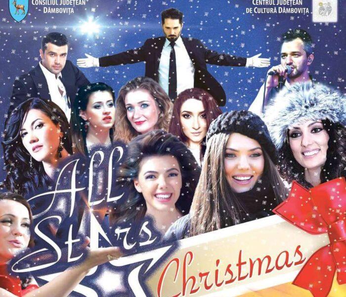 "Târgovişte: Concert ""All Stars Christmas"", la Teatrul Tony Bulandra"