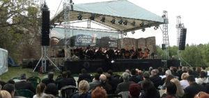 concert ruine