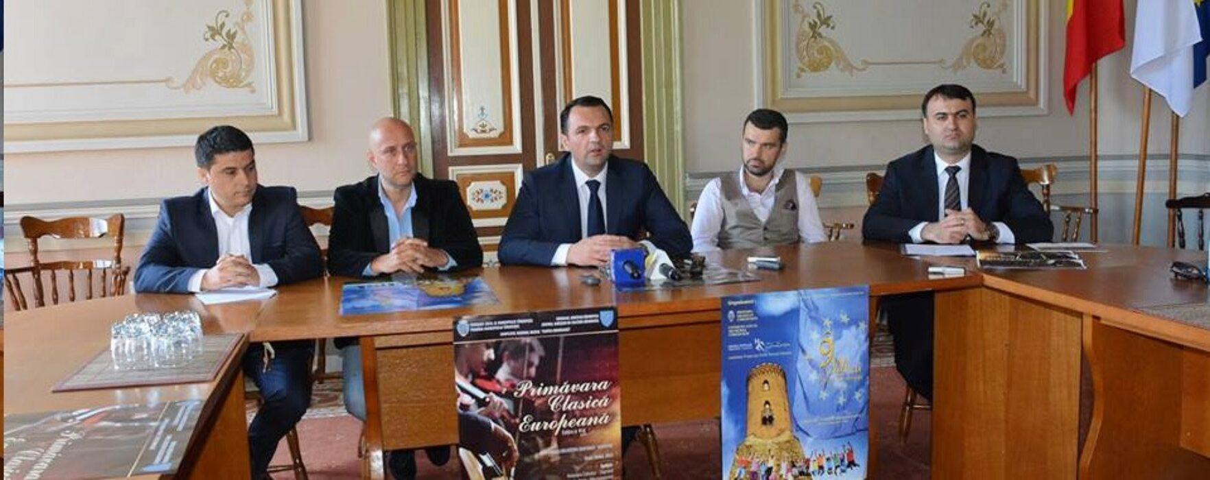 Concert de muzică clasică, de 9 mai, la Curtea Domnească Târgovişte