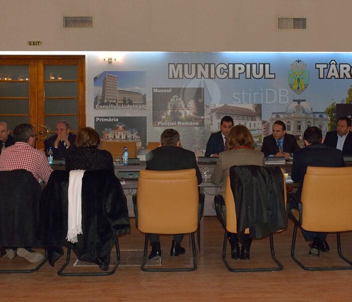 Locale2020 Consiliul Local Târgovişte: PSD 12 mandate, PNL-5, USR-2, Pro România-1, PMP-1