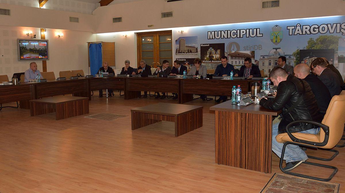 consiliul local-targoviste