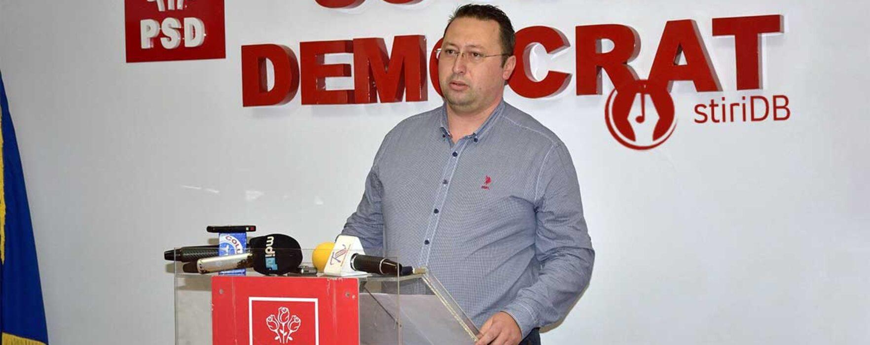 Primarul PSD din Pucioasa: E timpul să eliberăm judeţul de famiglia Plumb!