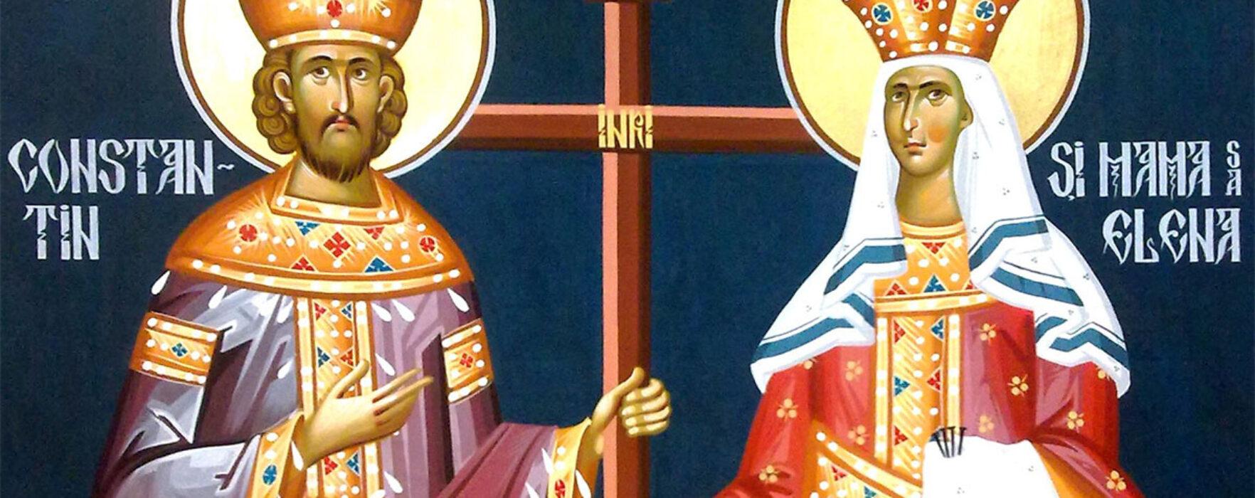 Tradiţii şi superstiţii de Sfinții Constantin şi Elena