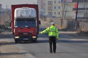 control_trafic_greu_camion_politist