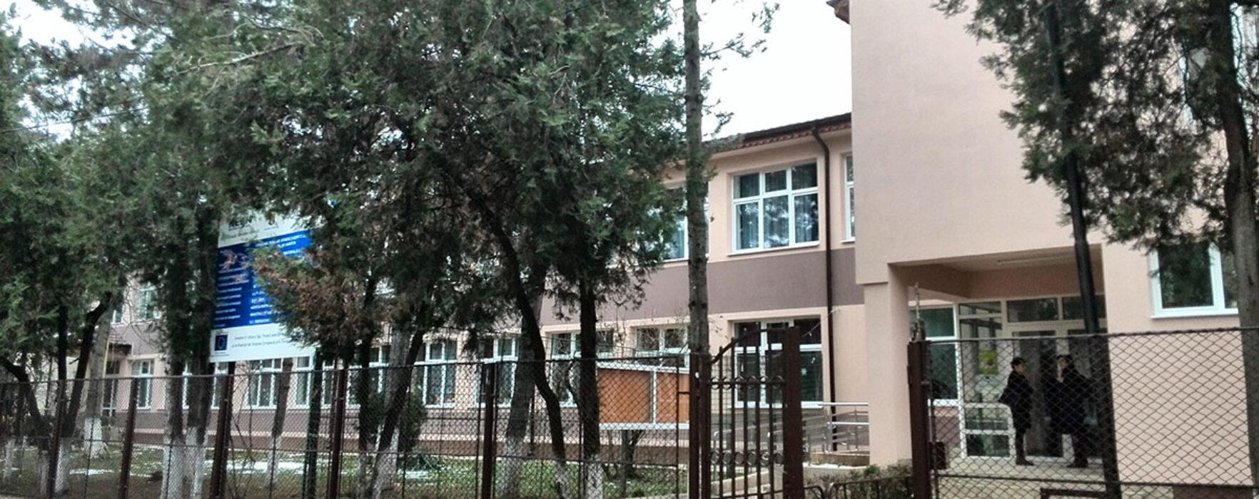 Şcoala Coresi Târgovişte, reabilitată şi modernizată cu bani europeni