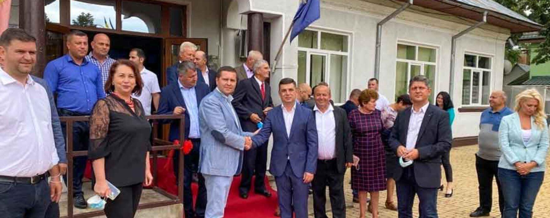 Corneliu Ştefan, PSD: Am încredere în Ionuţ Bănică şi echipa lui de la Corbii Mari
