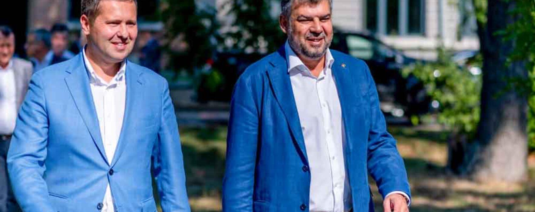 Ciolacu, la Târgovişte: PSD intenţionează să depună o iniţiativă legislativă care să stopeze migraţia politică a parlamentarilor