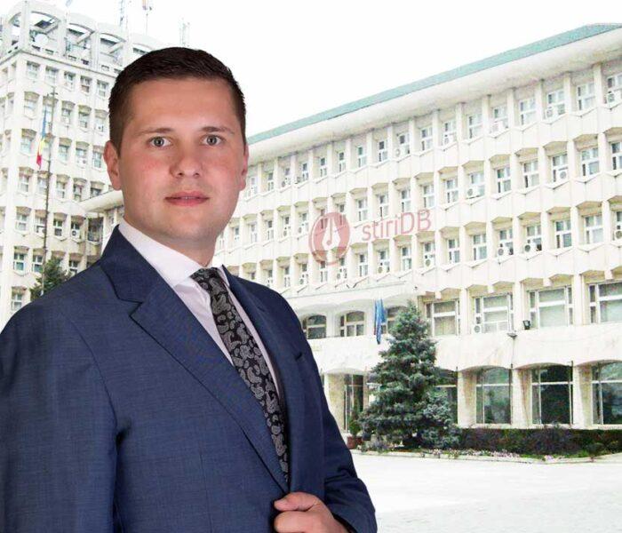 Corneliu Ştefan (PSD) a câştigat mandatul la preşedinţia CJ Dâmboviţa cu 46,16% (rezultate AEP)