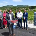 Dâmboviţa: CJ a lansat proiectul rutier privind centurile ocolitoare ale oraşelor Pucioasa şi Fieni