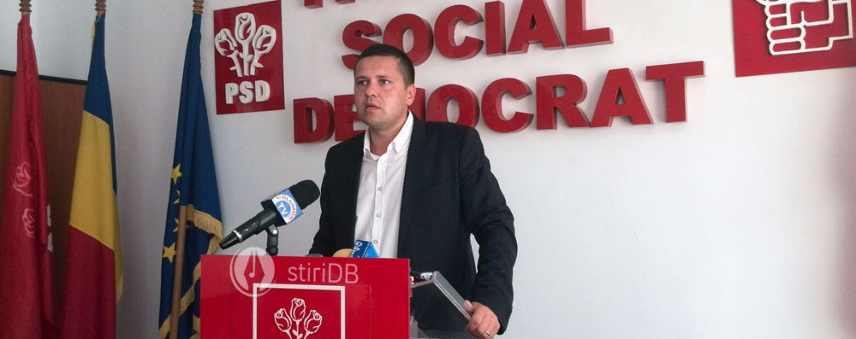 Deputatul Corneliu Ştefan şi-a dat demisia din funcţia de preşedinte executiv al PSD Dâmboviţa