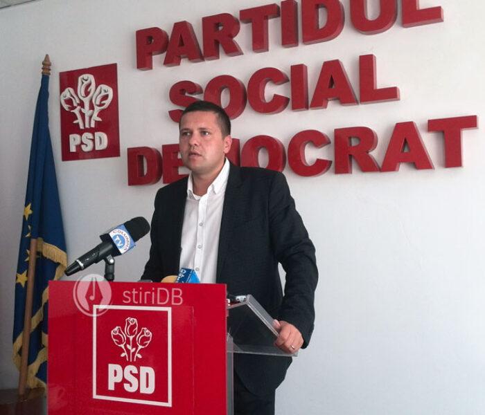 Corneliu Ştefan (PSD): Partidele din Opoziţie nu sunt în stare să vină cu un program de guvernare; moţiunea nu va trece