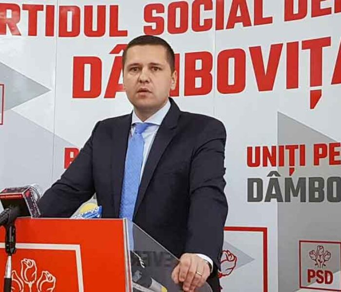Corneliu Ştefan, PSD: Incompetenţa guvernării PNL, peste 14.500 de contracte de muncă suspendate în Dâmboviţa