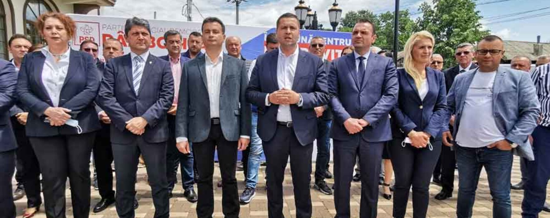 Corneliu Ştefan, PSD: La Braniştea e nevoie de continuitate; Alexandru Ţachianu are susţinerea mea