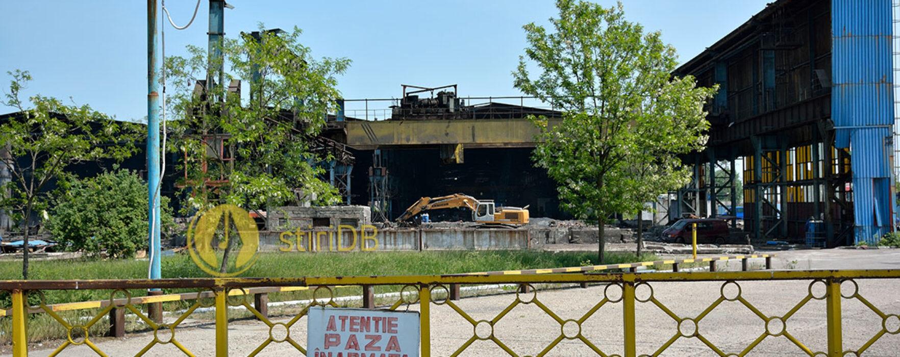 Un inginer de la COS Târgovişte a căzut de pe acoperişul unei hale şi a murit