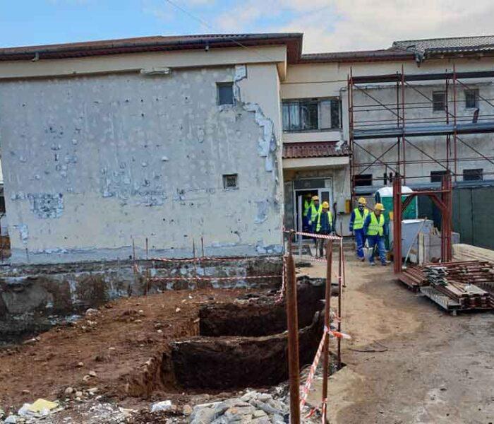 Târgovişte: Creşa nr.13 va fi extinsă şi modernizată