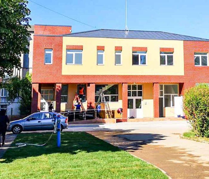 Târgovişte: Creşa nr.16 reabilitată şi extinsă