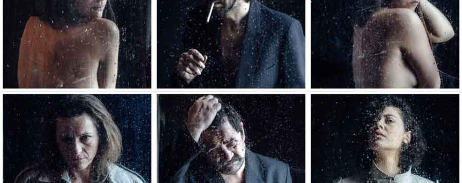 """""""Crimă şi pedeapsă"""", premiera de la miezul nopţii a Teatrului Tony Bulandra Târgovişte"""