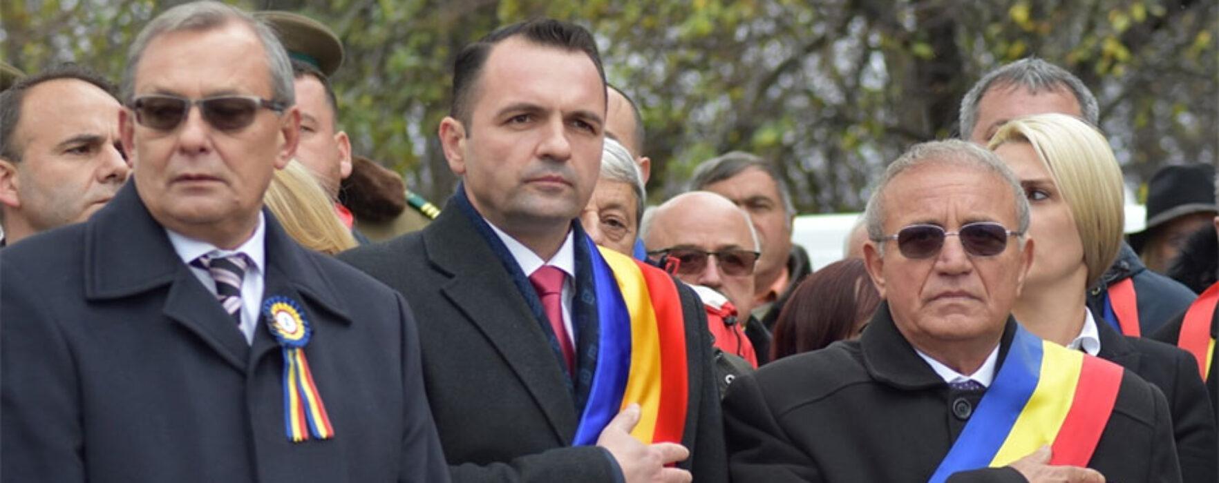#1decembrie Cristian Stan, primar Târgovişte: Să cinstim principiile autentice
